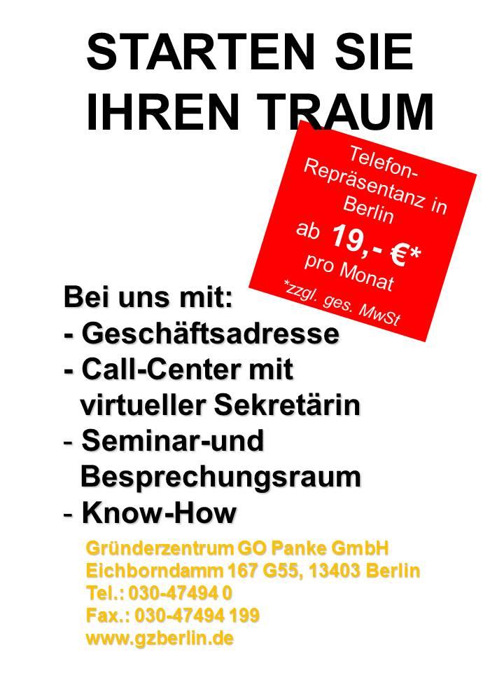 sekretärin jobs berlin